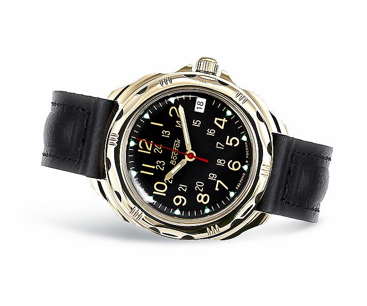 Современные командирские часы